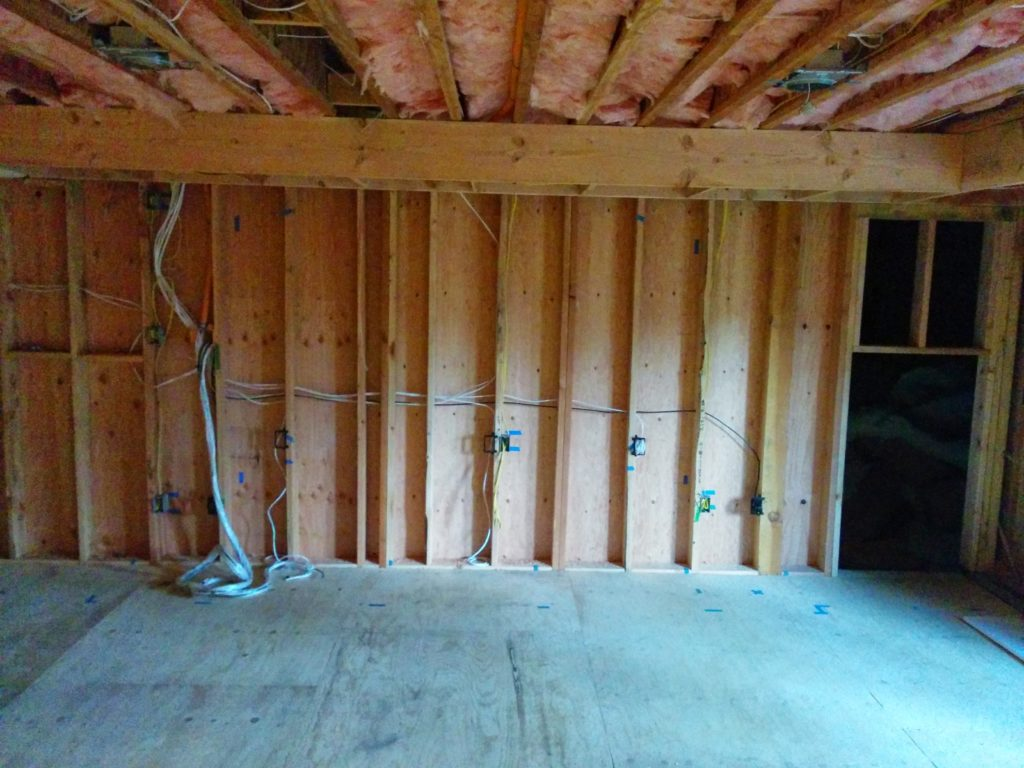 Basement Home Theater: Wiring for Sound – Having Fun Along the WayHaving Fun Along the Way